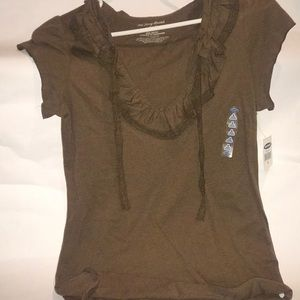 NWT Cute Old Navy Fall Tee •2 for 10•